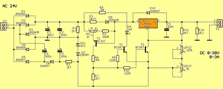 lm350-0-30v-0-3a-power-supply-circuit-diagram