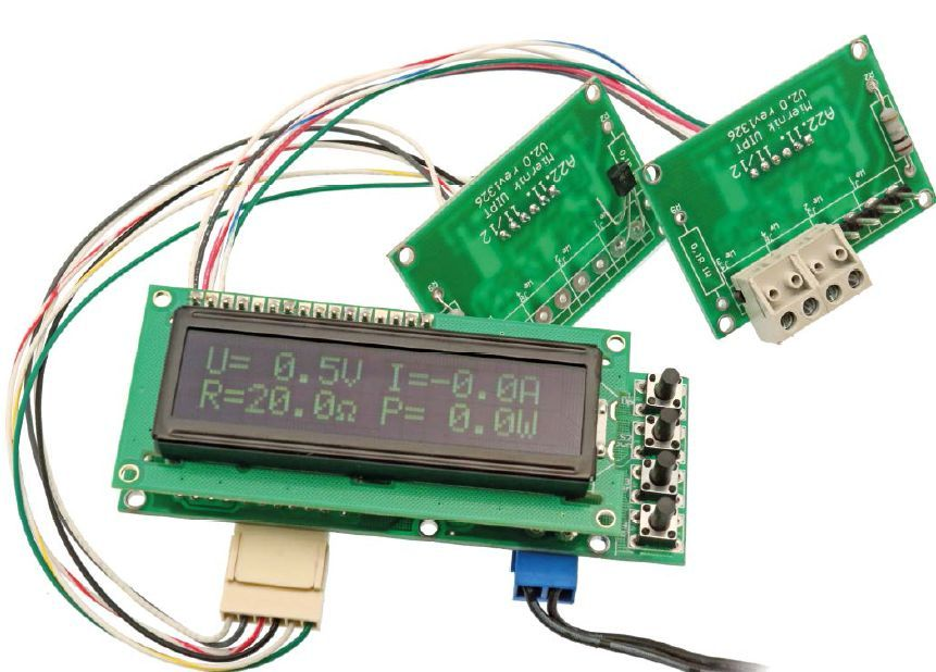 measuring-voltage-current-power-temperature-meter-calculate-load-resistance