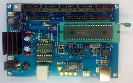 microchip-pic-development-board-pcb