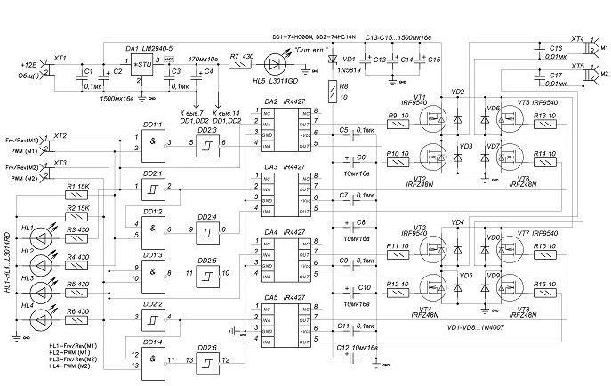 motor-driver-circuit-diagram-ir4427-irf9540