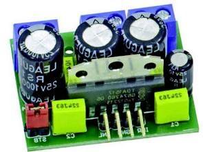 TDA1517 2×6W Miniature Amplifier Circuit