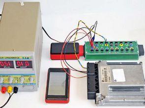 OBD II Socket Adapter PCB
