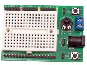 Pocket prototype board PCB