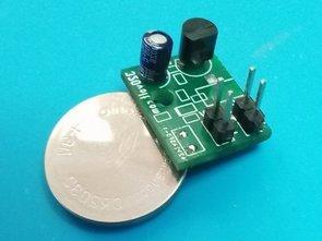 Heat Sensitive Fan Speed Control Circuit