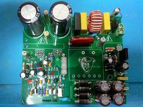Audio Amplifier SMPS Circuit IR2153
