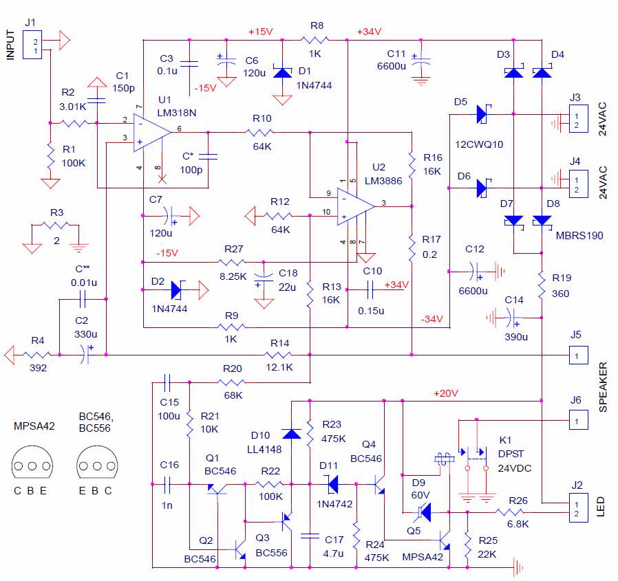 lm3886-amplifier-circuit-schematic-protection-relay