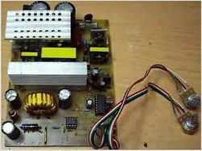 0.20Volt 0.10 Amper Ayarlı Smps TL494 LM358