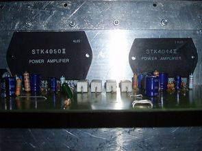 100+200 Watt Anfi STK4044 STK4050