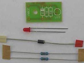220 volt ile Led Çalıştırma