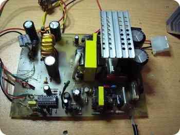 1.30Volt 0.15.6Amper Smps Bölüm-1