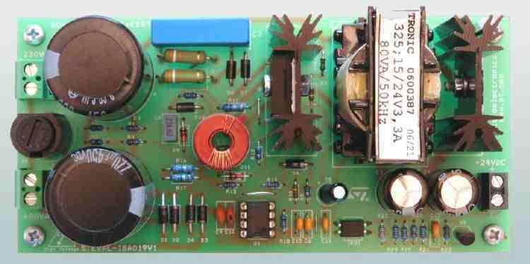 Switch Mode Power Supply Smps Elektronik Devreler Projeler