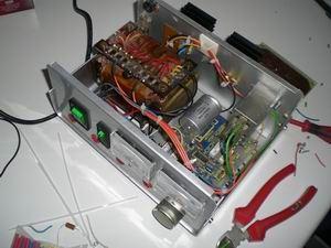 0 30 Volt 5 Amp Power Supply Circuits 2n3055 Ua723
