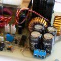 UC3525 ETD49 2×30 Volt 6 Amper Half Bridge  Smps