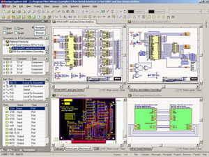 Altium Designer (protel) görsel dersler eğitim videosu