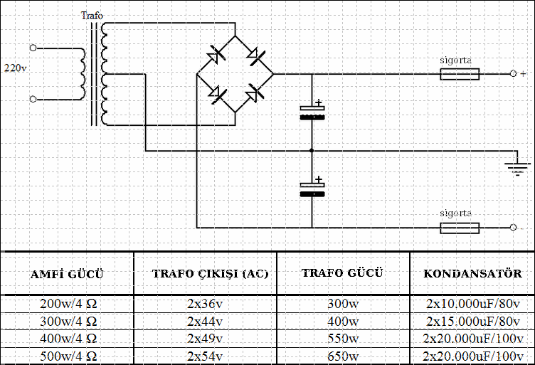 amplifier-power-supply-circuit-schematic-transformer