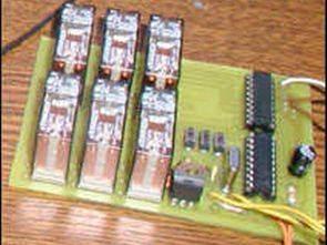 GSM Alarm ve Kontrol