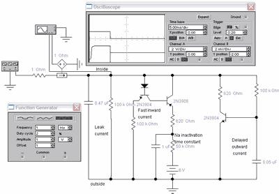 Electronic Workbench Devreleri EWB Circuits