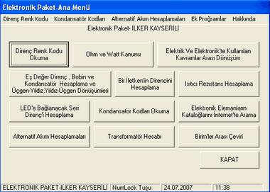 Elektronik Paket Programı