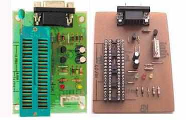 Cheap Simple PIC EEPROM programming Circuits