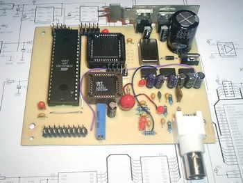 Как сделать микроконтроллер из компьютера