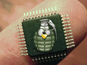 Elektronik için Linux BoreasLinux