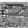 LM3886 Amplifier Project Tone Controlled lm3876 2X60 watt anfi ton kontrol pcb 120x120