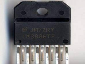 Lm3886 ile 50-200 Watt Arası Ucuz Anfi Devreleri