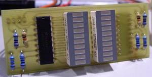 VU Meter Circuits LM3914 LM3916  LM3915 lm3914 vu metre devresi eagle