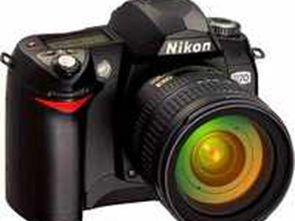 Nikon D70 Kamera için Kumanda