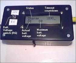 pic16f84  sarj akü pil battery charger