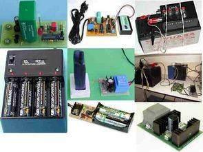 Akü Pil Şarj Devreleri Battery Charger Circuits