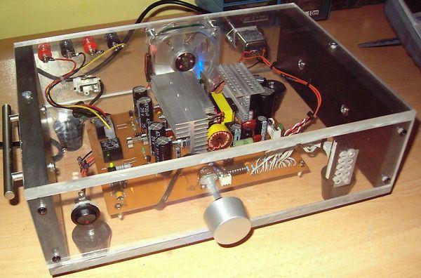 SMPS-amp-tda1562q-Safe