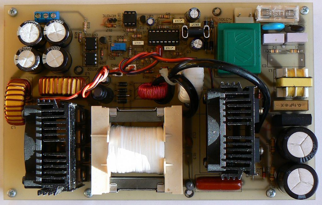 Switching Power Supply Circuit 230v