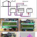 ATmega8 LCD Göstergeli Solar Panel Kontrol