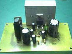 MP4 MP3 Player với 12volt làm việc anfi tda2030