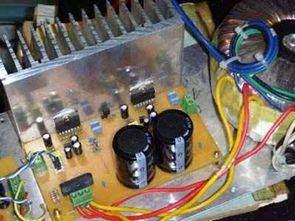 TDA7294 ile Mono 200w Stereo 200w Anfi Devresi