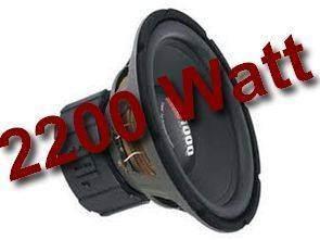 2200 watt Anfi