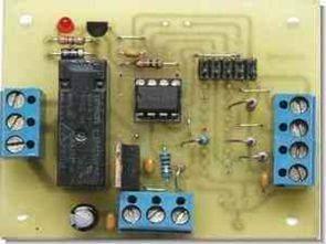 PIC12F675 ile programlanabilir güvenlik alarm devresi