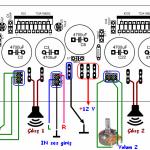 TDA1562Q Car Amplifier Circuit anfi baglanti semasi tesisat 150x150