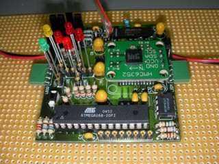 ATMEGA168 Mood Poly Controlled Interactive LED Light atmega168 88 rgb