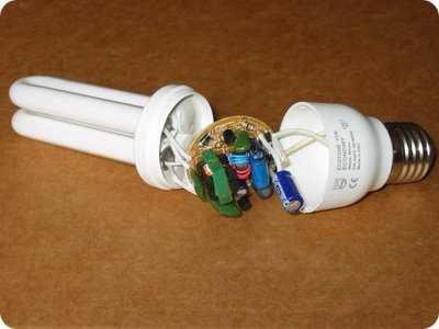 Enerji Tasarruflu Ampuller Fluorescent Lamp (CFL)