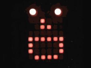 PIC18F2455 PIC Tengu Konuşan Robot CCS C