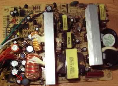 3V LEDs run on 1.5V batteries power atx