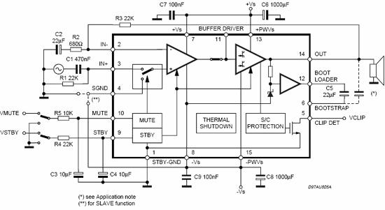 tda7293_blok_diagram
