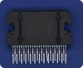 TDA73XX Series Car Amplifier Circuits tda73841