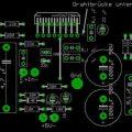 TDA7293 Stereo Mono Pralel Bağlantılı Anfi Devreleri