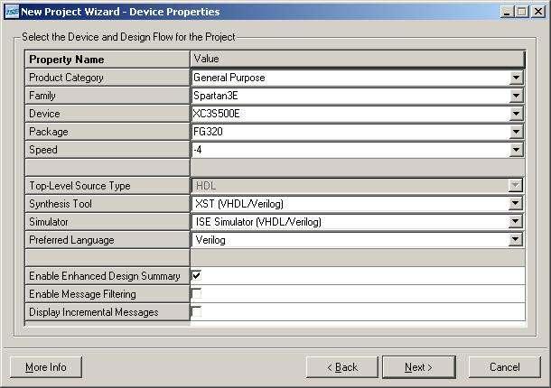 Top-Level-Source-Type-HDL-Xilinx-Verilog