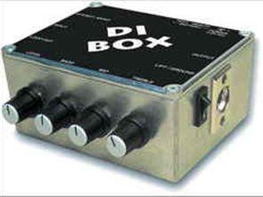 Aktif ve Pasif DIBOX Devreleri Dibox Circuit