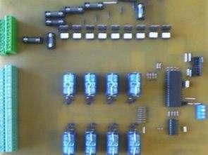 PIC16F877 PIC16F84 Genel Amaçlı Kumanda Modülü