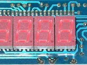 ICL7107 ile Voltmetre Simetrik Tek Kaynak Beslemeli